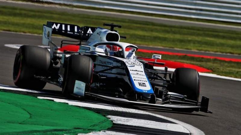 Džordžs Rasels. Foto: Williams F1