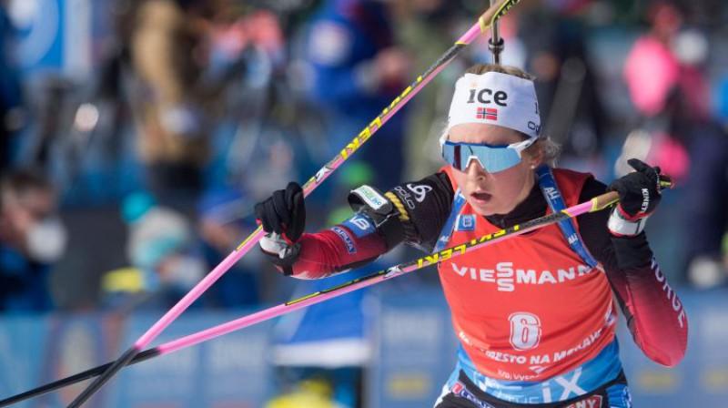 Ingrida Tandrevolda. Foto: AFP/Scanpix