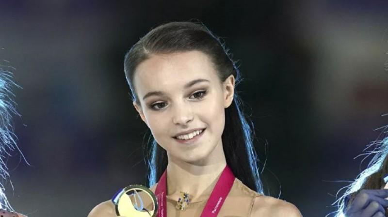Anna Ščerbakova. Foto: Aleksandrs Fiļfs, rsport.ria.ru