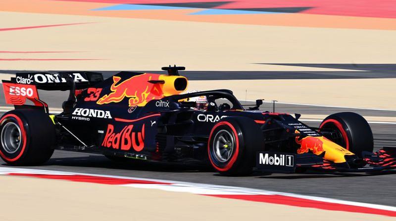 Makss Verstapens. Foto: Red Bull Racing