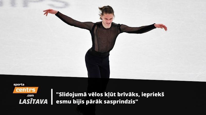 Deniss Vasiļjevs. Foto: AP/Scanpix