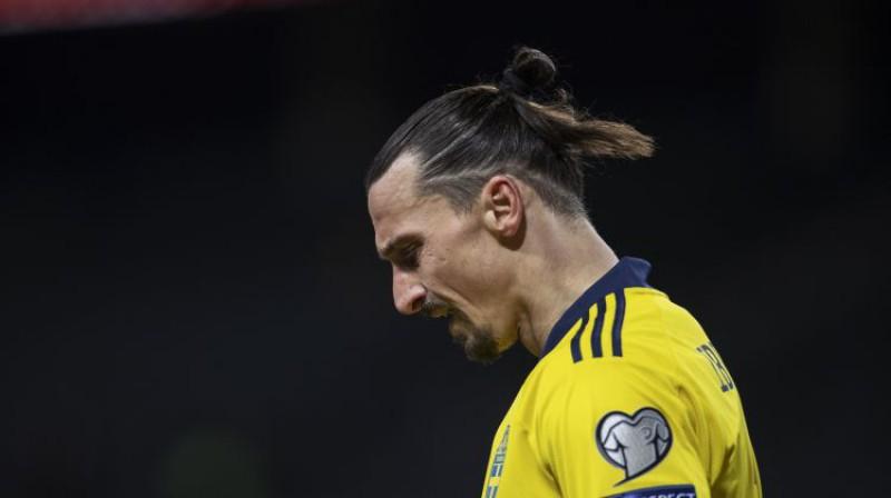 Zlatans Ibrahīmovičs. Foto: Aftonbladet/Scanpix