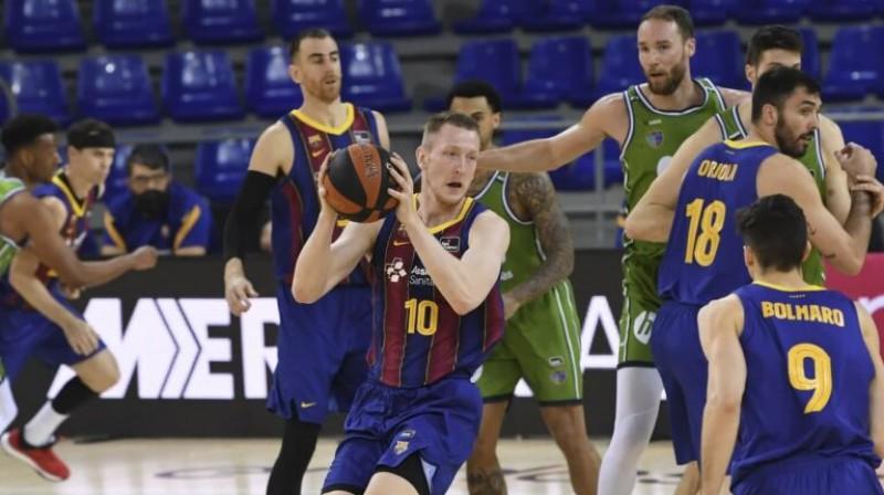 Rolands Šmits. Foto: Barca Basket