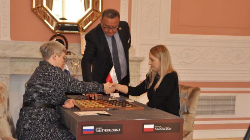 Foto: Polijas Dambretes asociācija