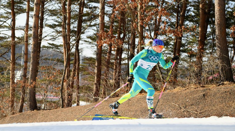 Anna Ševčenko. Foto: Getty images