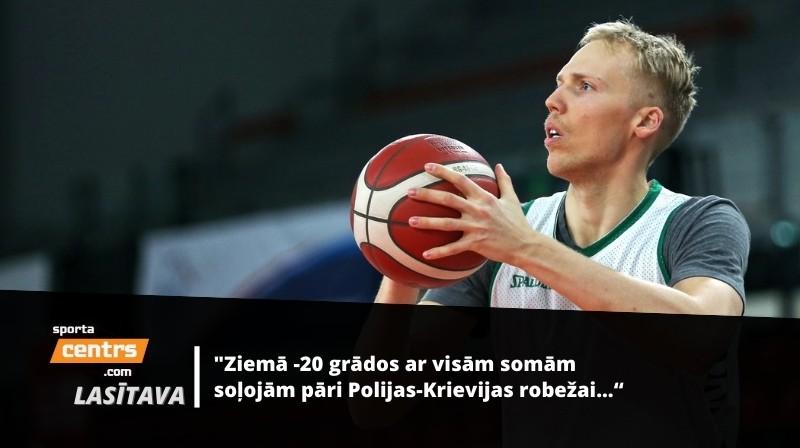 Jānis Bērziņš. Foto: plk.pl