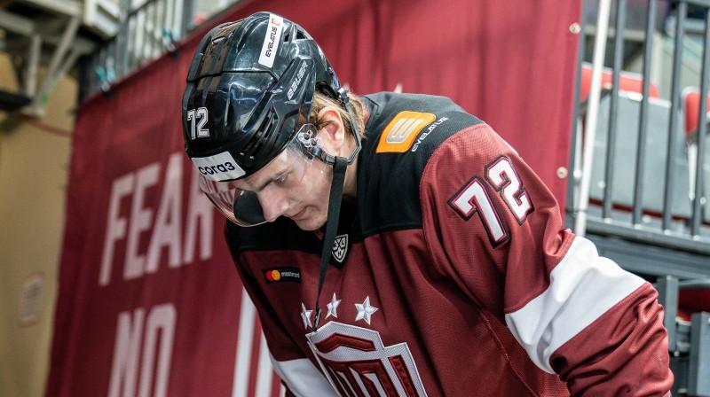 Jānis Švanenbergs. Foto: Kaspars Volonts