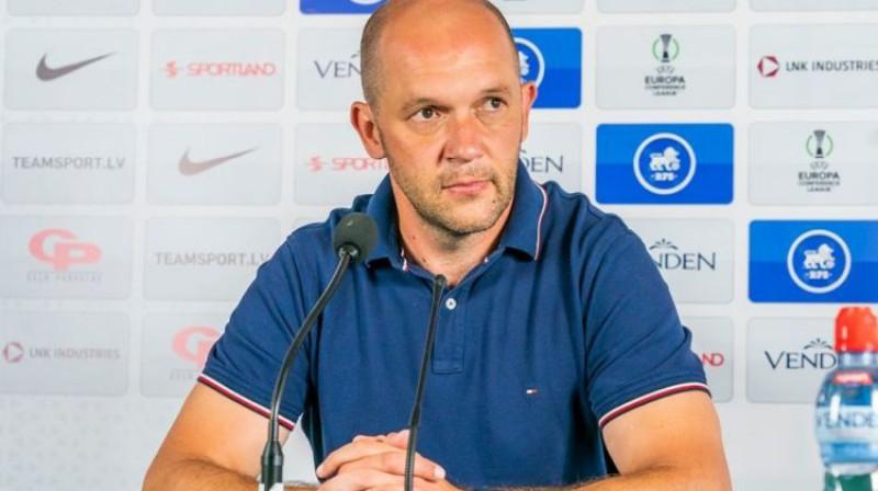 Viktors Morozs. Foto: RFS