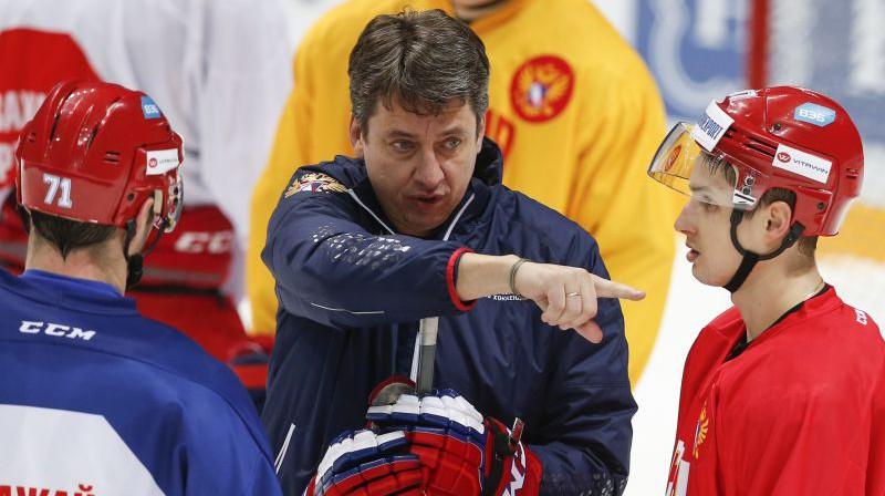 Harijs Vītoliņš. Foto: Mikhail Japaridze/TASS/Scanpix