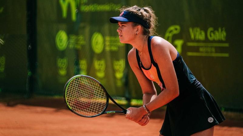 Kamilla Bartone. Foto: Oeiras Open