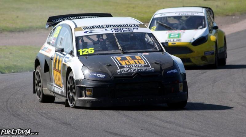 Roberts Vītols. Foto: Fueltopia.co.uk
