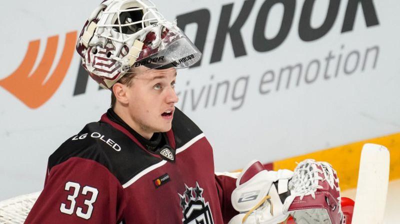 Jūhans Matsons. Foto: Raimonds Volonts, Dinamo Rīga