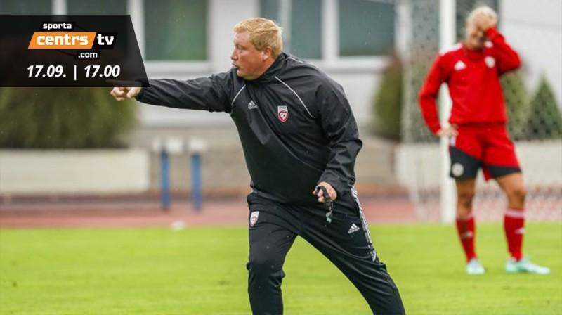 Romāns Kvačovs. Foto: LFF