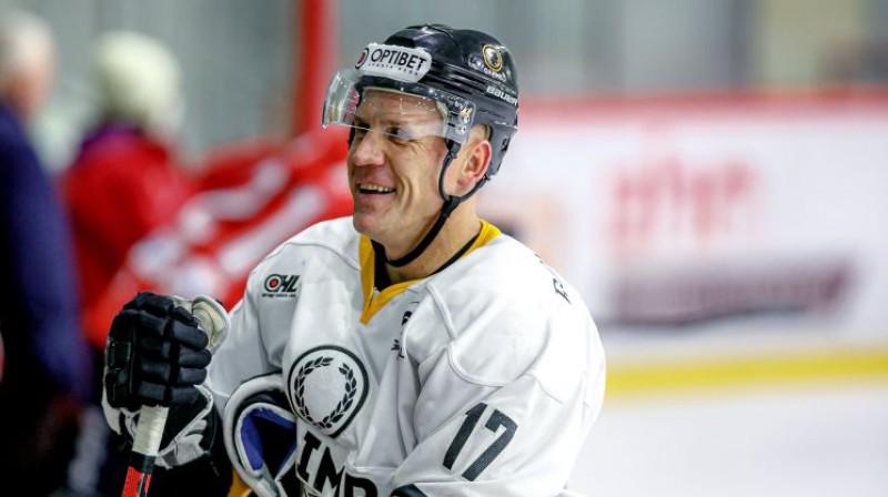 Dmitrijs Korņilovs. Foto: Optibet Hokeja līga