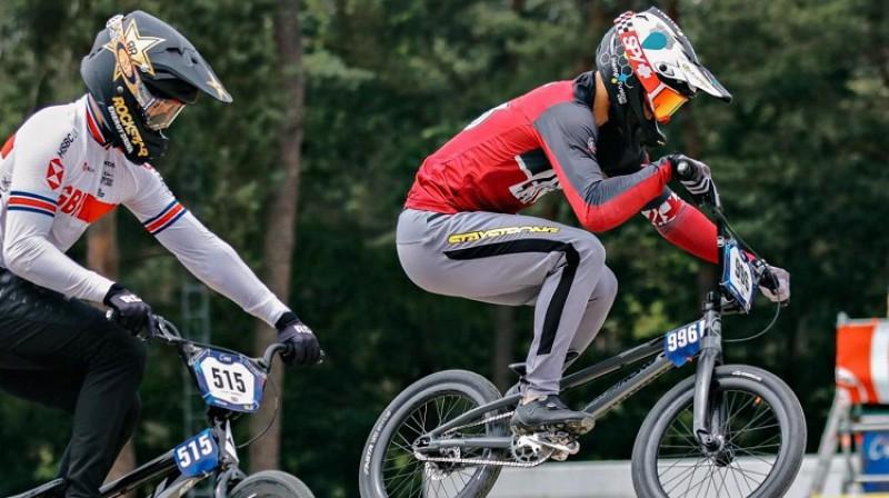 Foto: Latvijas riteņbraukšanas federācija.