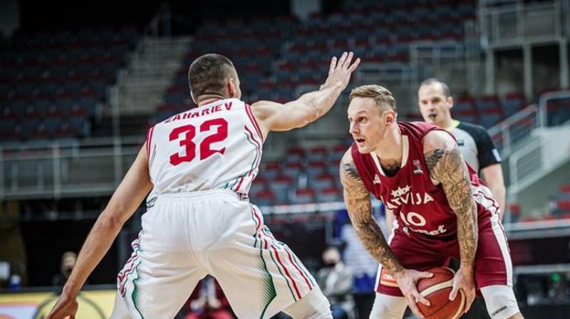 Jānis Timma. Foto: FIBA