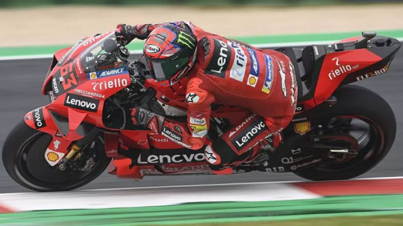 Frančesko Baņaija. Foto: Motorsport.com