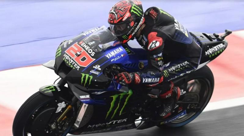 Fabio Kvartararo. Foto: Motorsport.com