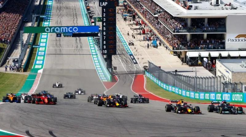 ASV posma starts. Foto: Motorsport.com