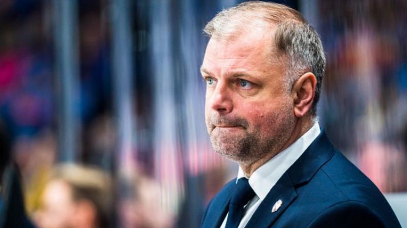 Valērijs Kuļibaba. Foto: Dinamo Rīga
