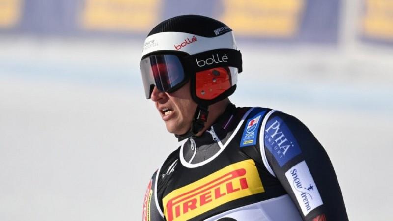 Opmanis būs vienīgais Latvijas pārstāvis rītdienas slaloma pamatsacensībās